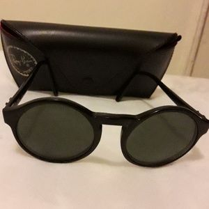 Ray ban vintage by bausch&lomb black